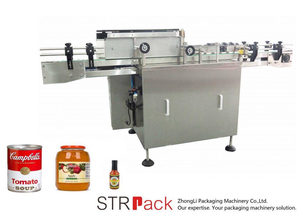 자동 습식 접착제 라벨링 기계 (페이스트 라벨링 기계)