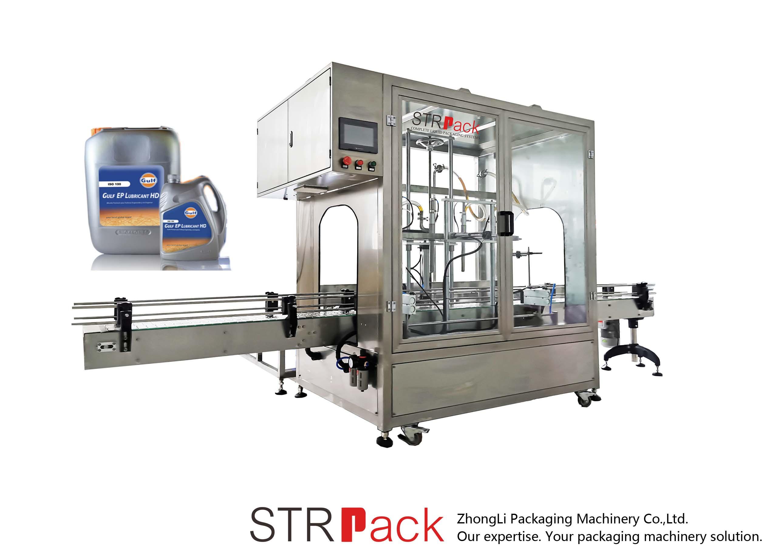 자동 유량계 충전물 기계